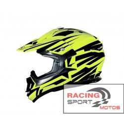 CASCO SHIRO HELMET MX-734 BRAVO