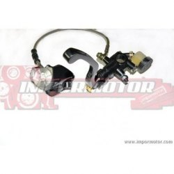 KIT FRENO RADIAL DELANTERO MINI GP 140