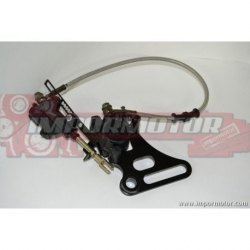 KIT FRENO TRASERO MINI GP 140