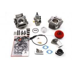 KIT COMPLETO CULATA, CILINDRO Y CARBURADOR TB PARTS