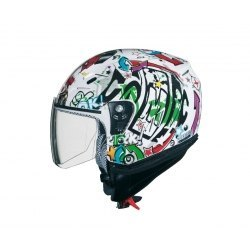 CASCO SHIRO HELMET SH-20 COMICS