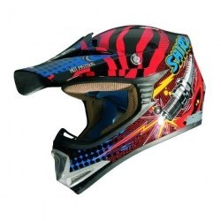 CASCO SHIRO HELMET MX-306 ROCKID KIDS