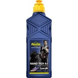 ACEITE PUTOLINE NANO TECH 4+ 15W-50