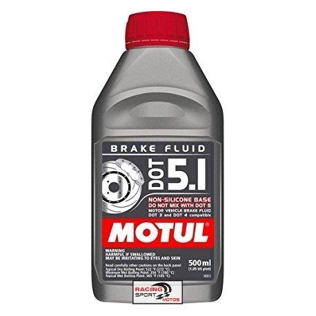 DOT 5.1 BRAKE FLUID MOTUL