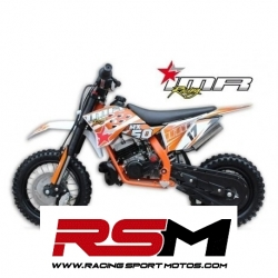 KIT PLASCTICOS MX50   9CV