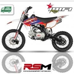 IMR KRZ 140 XL VERSION KAYO TT140 NUEVO MODELO 2020