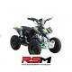 """MINI QUAD RACER 1000W ELECTRICO RUEDAS 6"""""""