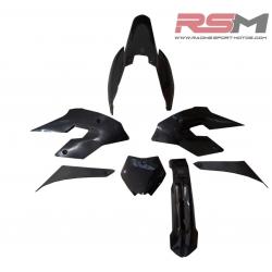KIT PLASTICOS MINICROSS SX50 (NEGRO)