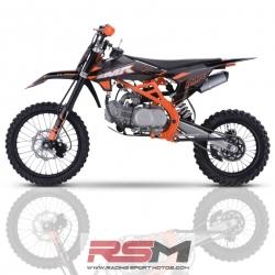 IMR MX 155CC NARANJA FLUOR