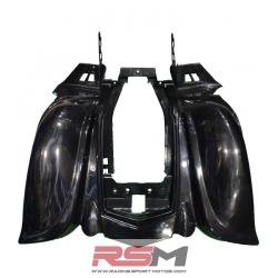 PLASTICO TRASERO QUAD ATV 150