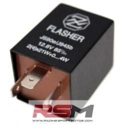 Relé para intermitentes LED 12V21W 3 polos