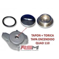 TAPON + TORICA TAPA ENCENDIDO MOTORES SEMIAUTOMATICO