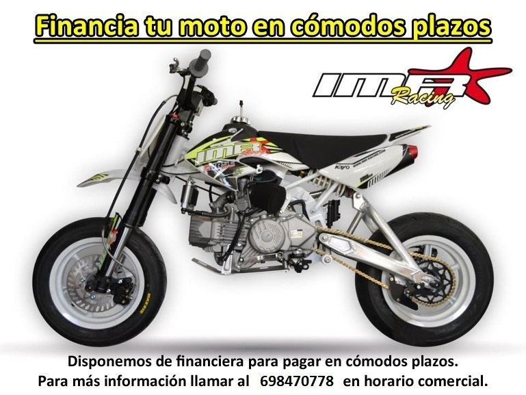Financiación Racing Sport Motos